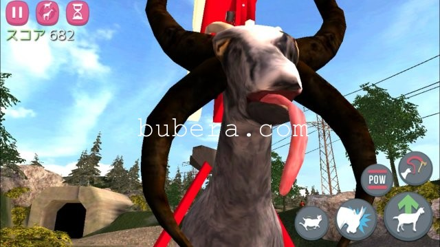 GOAT SIMULATOR (iOS) (15)