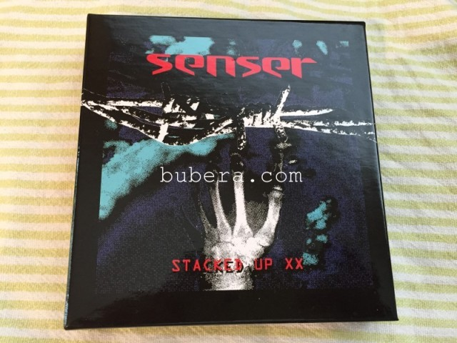 Senser - Stacked Up XX Limited Edition Remastered Re-release (CD&Vinyl) (12)