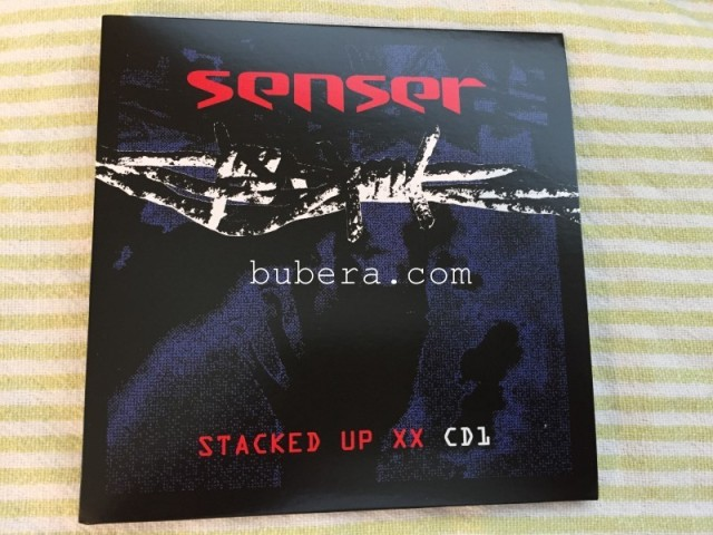 Senser - Stacked Up XX Limited Edition Remastered Re-release (CD&Vinyl) (27)