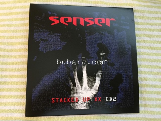 Senser - Stacked Up XX Limited Edition Remastered Re-release (CD&Vinyl) (30)