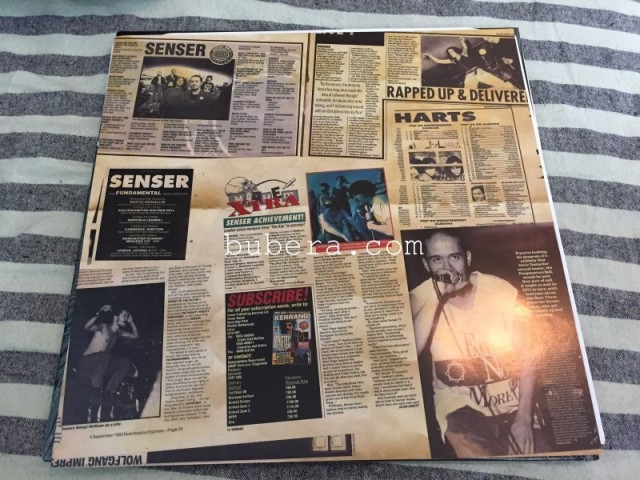 Senser - Stacked Up XX Limited Edition Remastered Re-release (CD&Vinyl) (6)