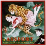 Assfort – Free Punk Customize Kit (丸尾末広ジャケットデザイン) (ステッカー付き)