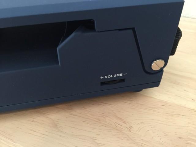 レボリューション・ポータブル・ターンテーブル ブルー CR6020A-BL (7)