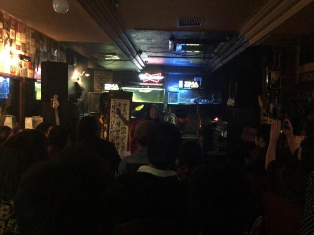 水色赤 20151129 @ 壊れかけのメロスVol.10 (大久保水族館) (2)