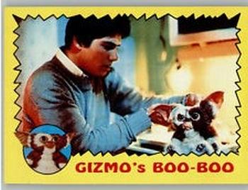 Gizmo's Boo-Boo