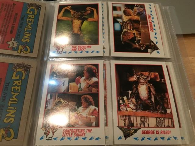 グレムリン トレーディングカード シリーズ2 コンプリート (10)