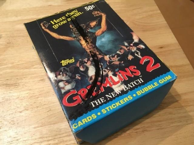 グレムリン トレーディングカード シリーズ2 箱とか (1)