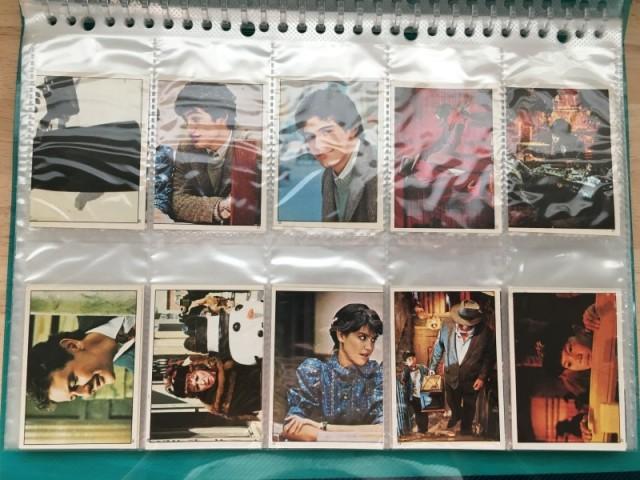 Topps Gremlins アルバムステッカー 180枚 コンプリート (2)