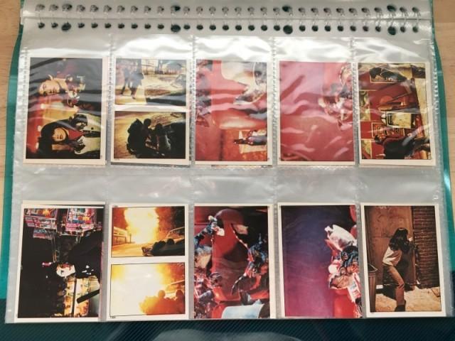 Topps Gremlins アルバムステッカー 180枚 コンプリート (13)