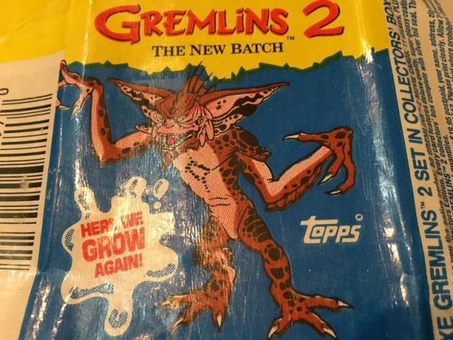 グレムリン トレーディングカード シリーズ2 箱とか (4)