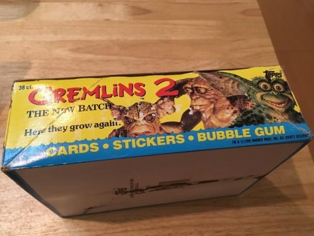 グレムリン トレーディングカード シリーズ2 箱とか (8)