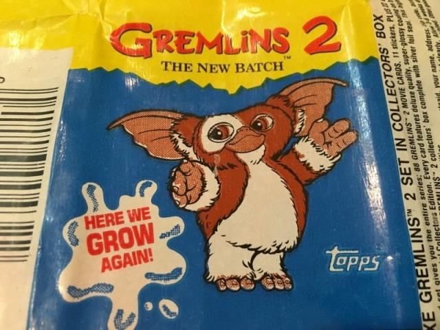 グレムリン トレーディングカード シリーズ2 箱とか (5)