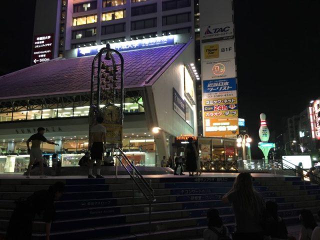 20160625 影の劇場-door to a theater-@新宿駅 東南口前 (8)