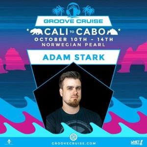 Adam Stark 2018-11-03 @ Groove Cruise - United We Groove Set