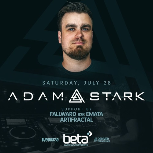 Adam Stark 20180728 @ Beta Night Club