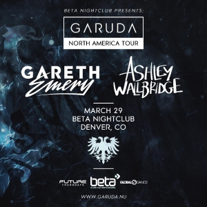 Adam Stark 2018-03-29 Opening for Gareth Emery Ashley Wallbridge Beta NIghtclub