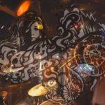 J・A・シーザー 2018/4/15 @ 莎草奇譚 ―自奏琴舟を漕ぐ夜― (渋谷ラママ)