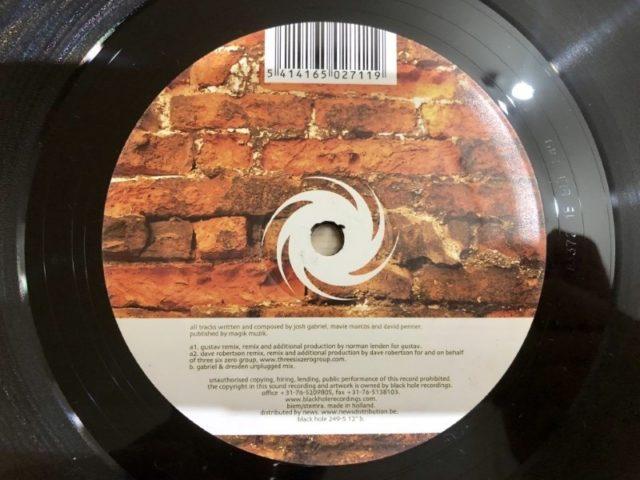 Andain - Beautiful Things (Black Hole Recordings) (Vinyl) 2009 (2)