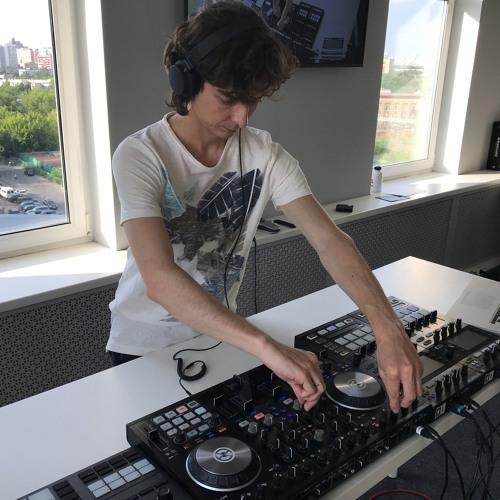 Vadim Zhukov 20180706 @ Metronom Lab Moscow Mix