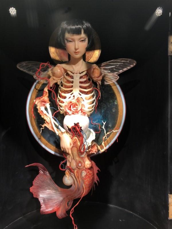 山本タカト展 「ノスフェラトゥ」 (8)