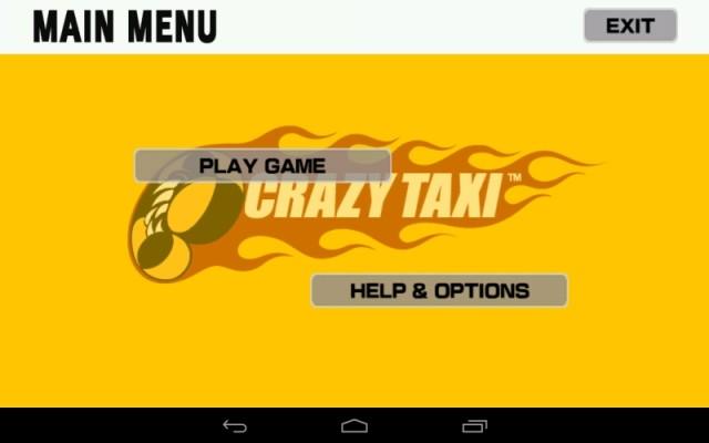 クレイジータクシー (Android版) (5)