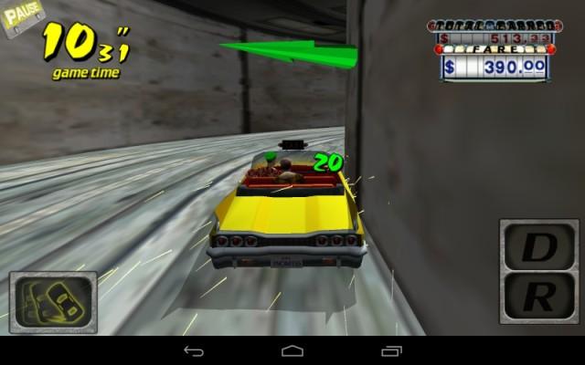 クレイジータクシー (Android版) (11)
