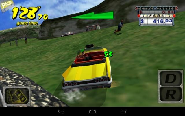 クレイジータクシー (Android版) (10)