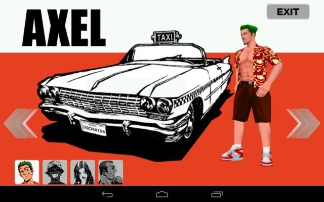 クレイジータクシー (Android版) (7)
