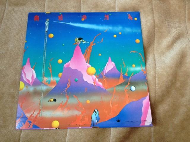 J・A・シーザー・リサイタル 国境巡礼歌 LP 2002 (3)