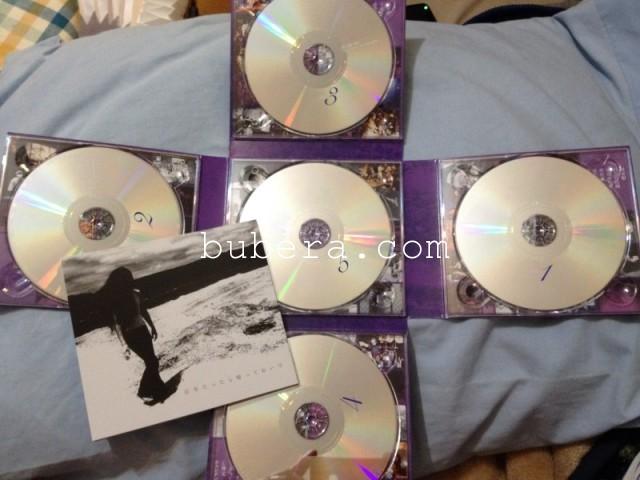 天井棧敷音楽作品集vol.4 身毒丸草迷宮 (5CD+特典盤) (7)