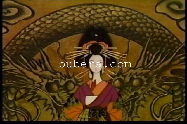 井原西鶴 好色一代男 1990年 東宝 (8)