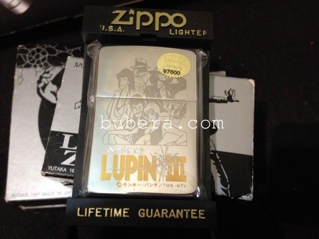 ルパン三世30周年記念のZIPPO (4)