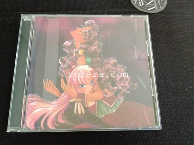 少女革命ウテナ - 天使創造すなわち光 J.A.シーザー CD (1)