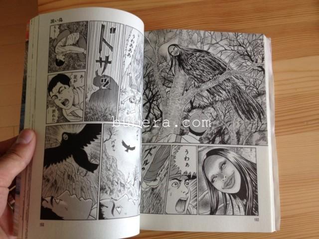 丸尾末広 少女椿 青林工藝舎 改訂版 署名入り (5)
