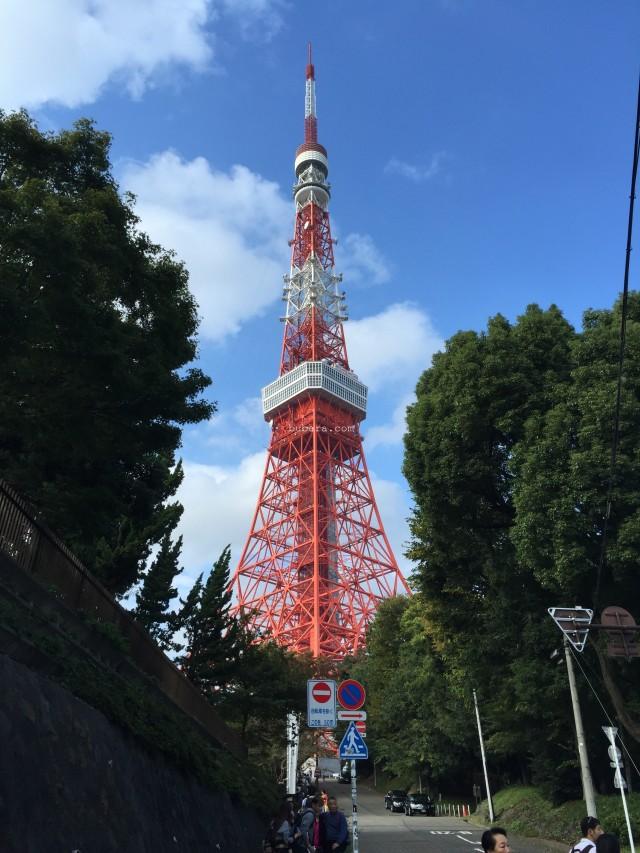 東京タワー 20141026