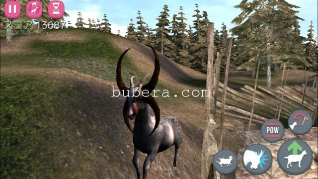 GOAT SIMULATOR (iOS) (2)