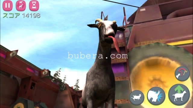 GOAT SIMULATOR (iOS) (4)