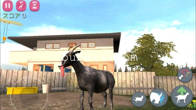 GOAT SIMULATOR (iOS) (5)