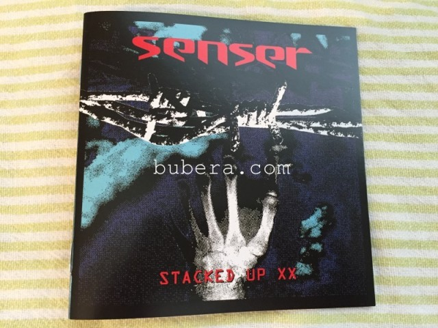 Senser - Stacked Up XX Limited Edition Remastered Re-release (CD&Vinyl) (14)