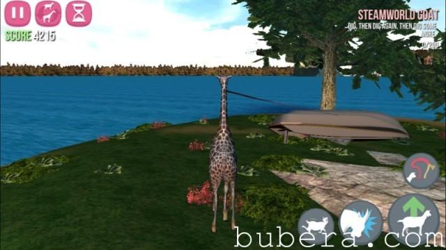 Goat Simulator v1.1 Goat City Bay (2)
