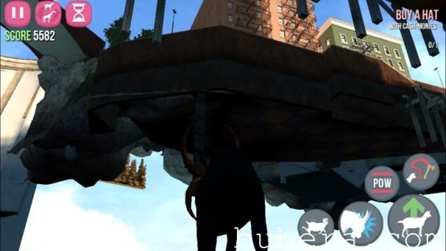 Goat Simulator v1.1 Goat City Bay (3)