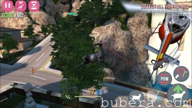 Goat Simulator v1.1 Goat City Bay (4)