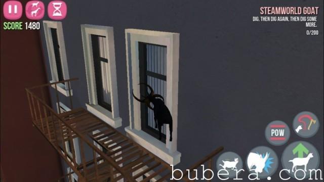 Goat Simulator v1.1 Goat City Bay (6)