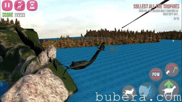 Goat Simulator v1.1 Goat City Bay (7)