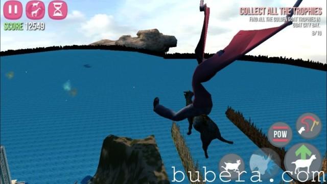 Goat Simulator v1.1 Goat City Bay (8)