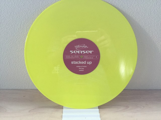 Senser - Stacked Up (Yellow Disc) (Ultimate Records) 1994 (4)