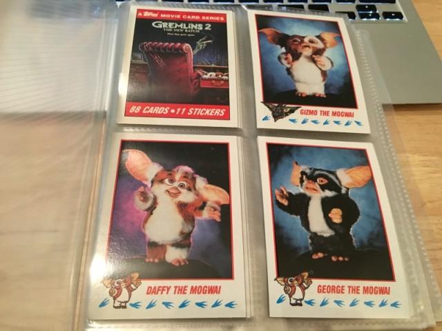 グレムリン トレーディングカード シリーズ2 コンプリート (01)
