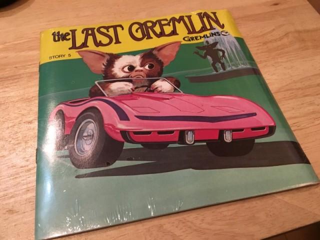 THE LAST GREMLIN (7インチレコード) (1)