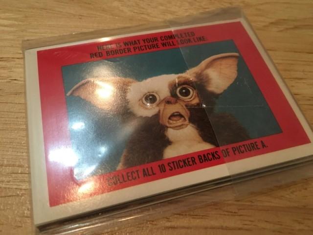 グレムリンのカード ステッカー11枚コンプリート (1)