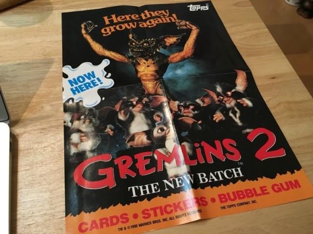 グレムリン トレーディングカード シリーズ2 箱とか (6)